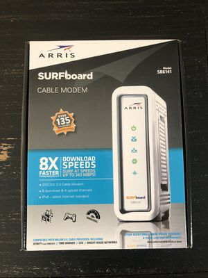 Arris Cable Modem for Sale in Stamford, CT