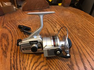 Daiwa RS1300 spinning reel for Sale in Snohomish, WA