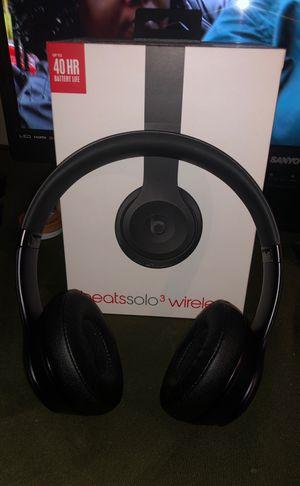 Beats solo 3 wireless for Sale in Arlington, VA