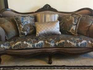 Couch and Dining Set for Sale in Fort Meade, MD