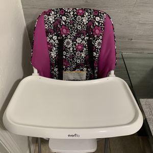 Silla para comer de bebé perfeto estado 👌 for Sale in Miami, FL