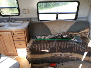 Deer camper trailer for Sale in Crosby, TX