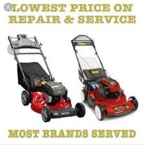 Lawn mower repair for Sale in Humble, TX