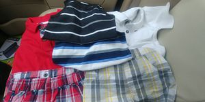 Free 12m Garanimals summer boy outfits for Sale in Hillcrest Heights, MD