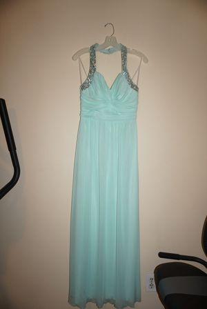 Mint Green Long Dress for Sale in Hialeah, FL