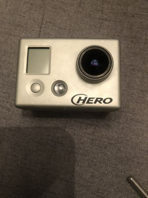 HD Hero 960 Go Pro and accessories for Sale in Tampa, FL