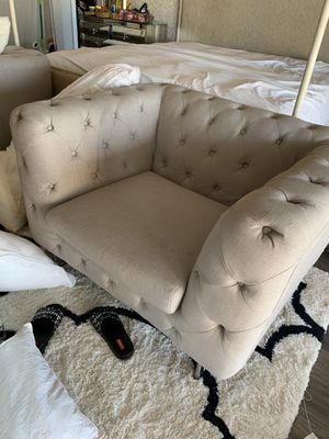 Chair and ottoman for Sale in Yorba Linda, CA