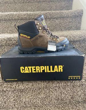 CAT Soft Toe Work Boot/Botas de trabajo CAT sin casquillo for Sale in Highland, CA