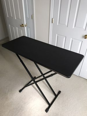Fastset Musician's/DJ Utility Table (New) for Sale in Salisbury, MD
