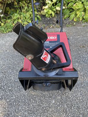 Toro powerlite snowblower starts very easy for Sale in Lombard, IL