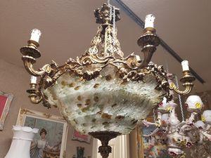 Bronze chandelier for Sale in Miami, FL
