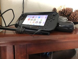 Nintendo Wii U with 100+ games for Sale in Houston, TX