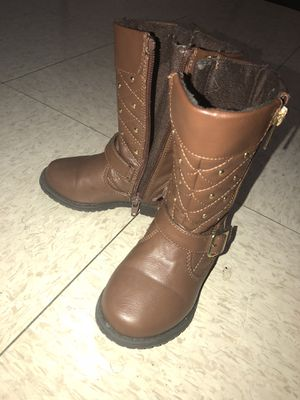 Girls boots 6c for Sale in Utica, NY