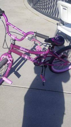 Barely Used Girls Bike for Sale in Fresno,  CA