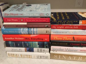 Fifteen Books for $12.00 for Sale in Woodstock, GA
