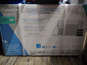 Brand New Frigidaire Gallery 10,000 BTU Cool Connect Smart Room Air Conditioner with WiFi Control for Sale in Orlando, FL