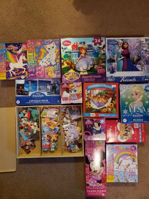 Puzzles for Sale in Tewksbury, MA