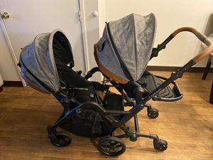 Contours® Curve Double Stroller for Sale in Las Vegas, NV