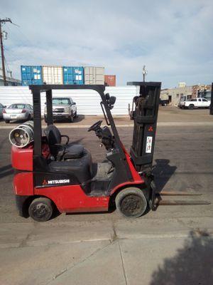 Mitsubishi 5000lb Forklift for Sale in Phoenix, AZ