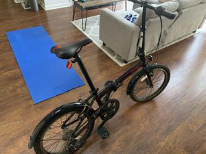 EuroMini ZiZZO Via 27lb Folding Bike, Shimano 7-Speed for Sale in NJ, US