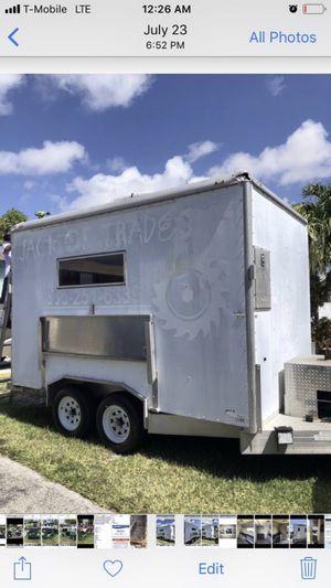 Aluminum cargo trailer for Sale in Palmetto Bay, FL