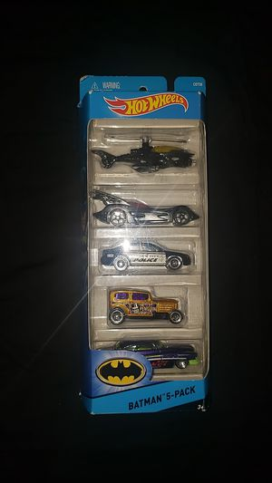 Batman hot wheels for Sale in Hawaiian Gardens, CA