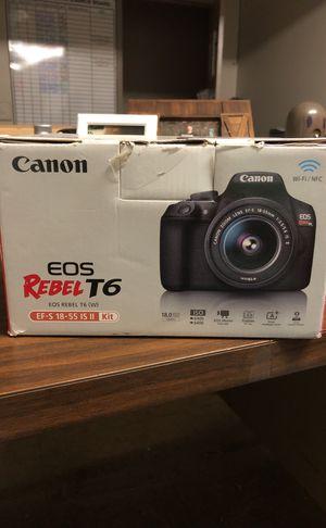 Canon rod rebel dslr camera for Sale in Nashville, TN
