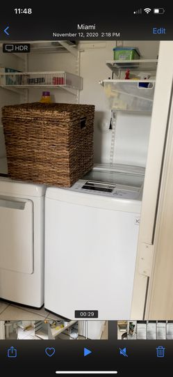 Washer & Dryer for Sale in Miami,  FL