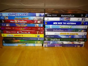 20 Kids Movies on DVD's for Sale in Canyon Lake, CA