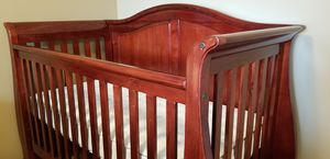 Baby crib with mattress for Sale in Everett, WA