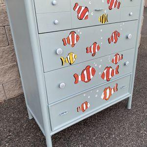 Decorative Vintage Drawers Dresser Furniture for Sale in Lake Elsinore, CA
