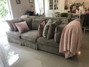 American Signature Campbell Sectional Sofa Couch Corner Piece for Sale in Tamarac, FL