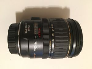 Canon EF 28-135mm Lens for Sale in Brooklyn, NY