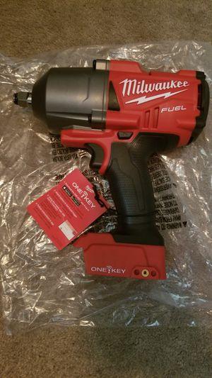 Milwaukee 1/2 Wrench ONE KEY ( bluetooth) for Sale in Glen Burnie, MD