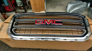 15-19 GMC grill for Sale in Franklin, MA