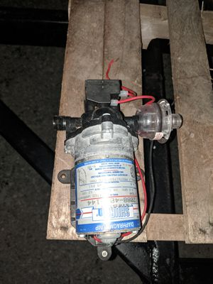 RV water pump for Sale in Mount Vernon, WA