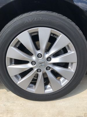 Honda Stock rims of a 2015 Accord for Sale in Forest Heights, MD
