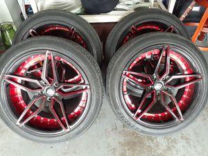 Rims & tires for Sale in Deltona, FL