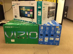 """TCL 32"""" Smart Tv RoKu for Sale in Duluth, GA"""