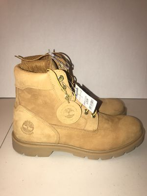 NEW TIMBERLAND BOOT SIZE 9.5 WHEAT NUBUCK LEATHER 6 INCH WORK MEN'S 19079 for Sale in Frederick, MD