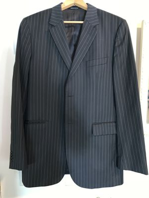 Men's Pinstripe Suit H&M Italian Tailored for Sale in Silver Spring, MD