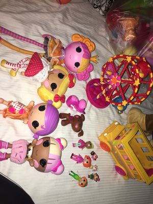 Lalaloopsy Toys Used for Sale in San Diego, CA