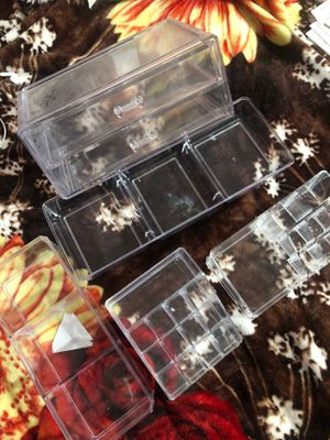 Acrylic vanity organizers for Sale in Chino, CA