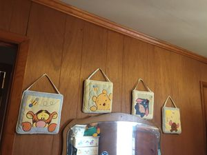 Nursery got to much winne the Pooh in it lol now so selling some stuff I won't use in it for Sale in Chattanooga, TN