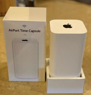Apple Airport Time Capsule WiFi Router with built in 2TB Hard Drive For Time Machine Storage for Sale in Phoenix, AZ
