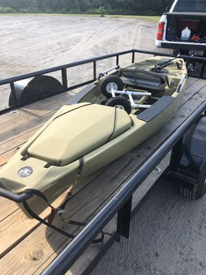 2013 Hobie Pro Angler 14 for Sale in Tobaccoville, NC