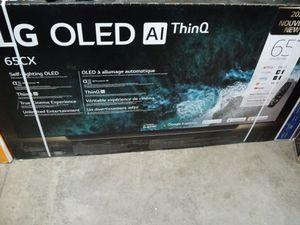 """65"""" lg oled 4k smart tv for Sale in Santa Ana, CA"""