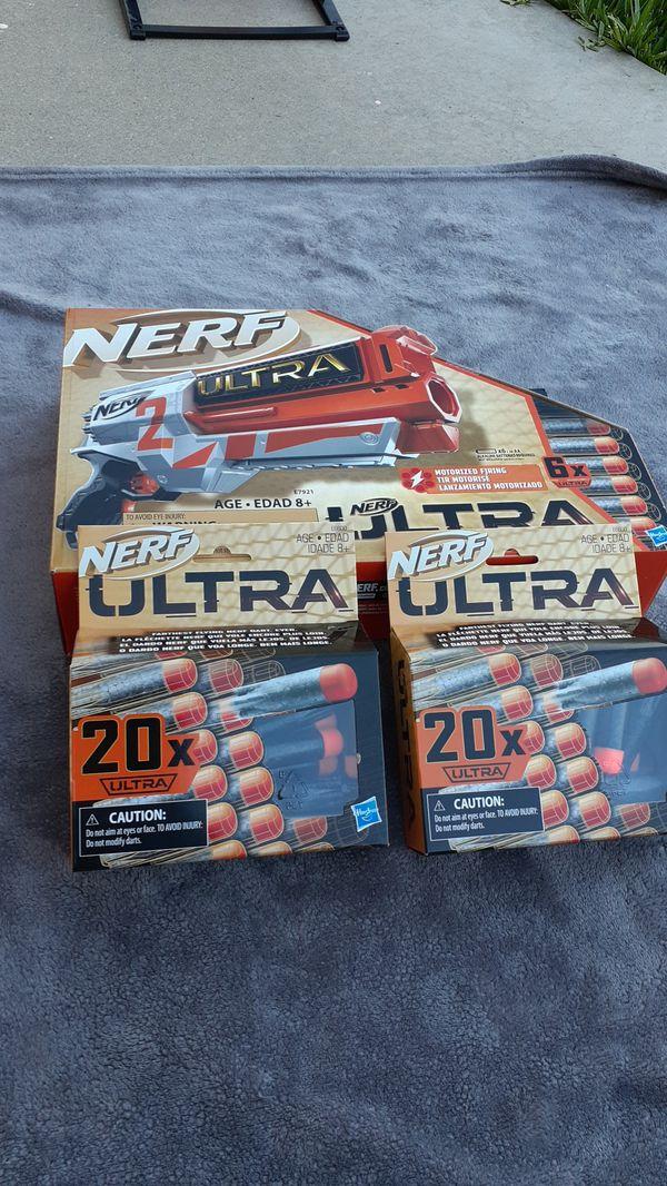 NERF ULTRA II