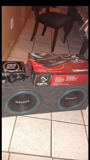 Sound system for Sale in Phoenix, AZ