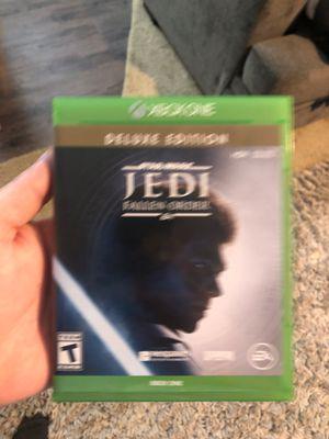 Star Wars Jedi fallen order for Sale in Moreno Valley, CA
